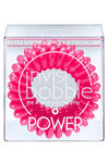Invisibobble POWER Pinking of You - Invisibobble POWER Pinking of You резинка для волос розовая, 3 шт